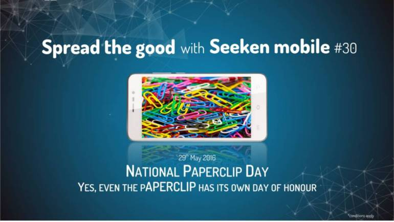 National Paperclip Day