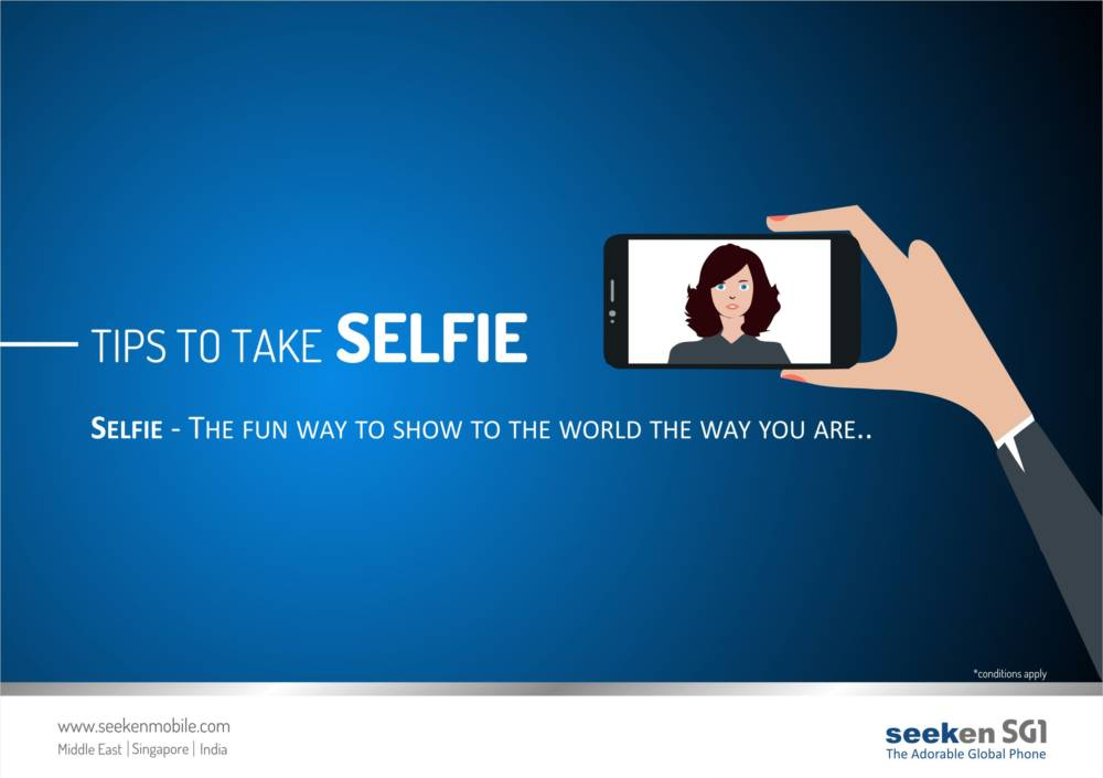 Tips to take selfie