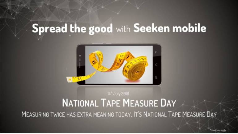 National Tape Measure Day – July 14