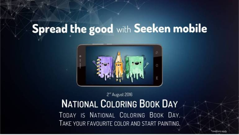 National Coloring Book Day – August 2
