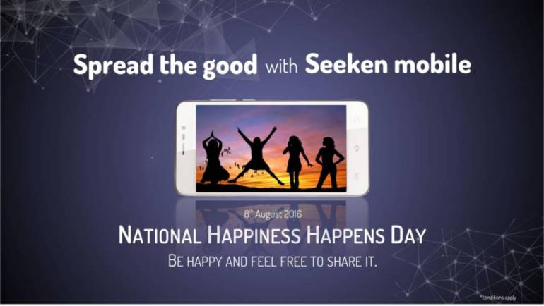 National Happiness Happens Day – August 8