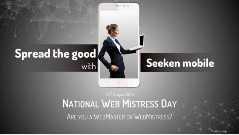National Web Mistress Day – August 26